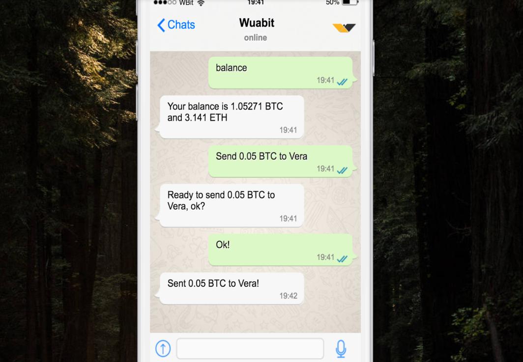 Стартап нашел способ отправлять криптовалюту через WhatsApp, Telegram, Viber и по SMS