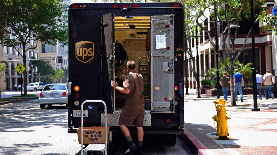 Логистический гигант UPS задействует блокчейн: прогресс, или пиар-ход?