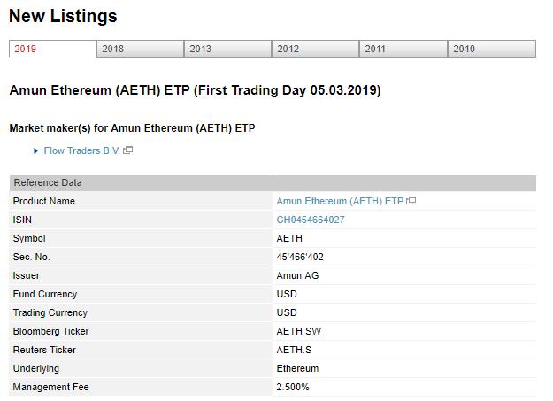Ethereum-ETP