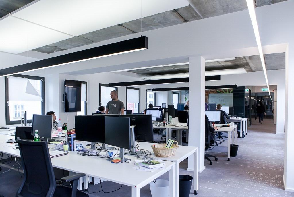 Офис N26 в Берлине