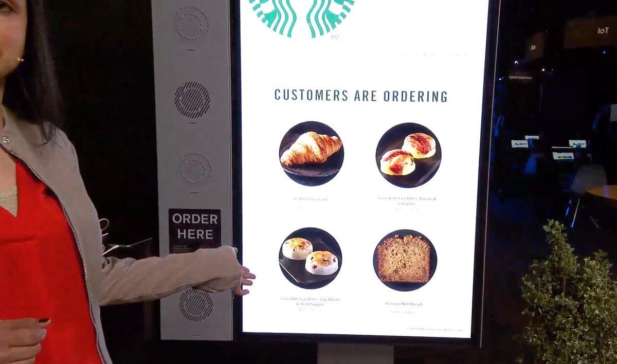 «Интернет кофе»: Starbucks и Microsoft представили новые инициативы сотрудничества