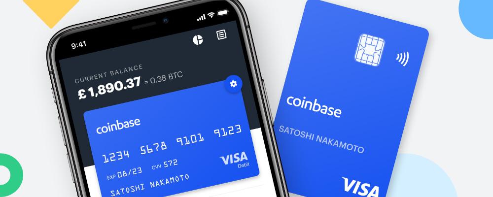 Coinbase запустила дебетовую карту в 6 европейских странах