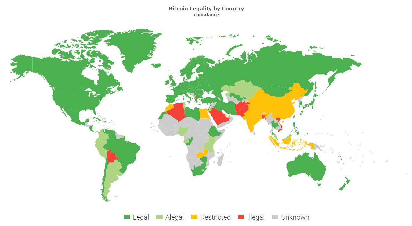 Через 8 дней криптосообществу предъявят новые правила регулирования криптовалют