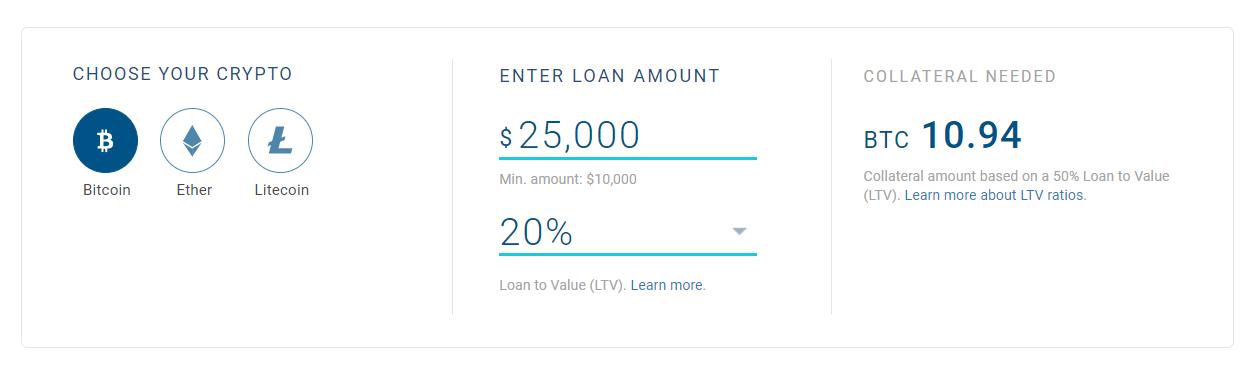 Выдающий кредиты под залог криптовалют стартап привлек $18,3 млн