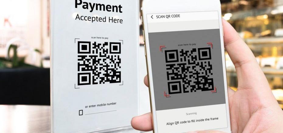 Платежи по QR-коду в системе денежных переводов ЦБ заработали наполовину