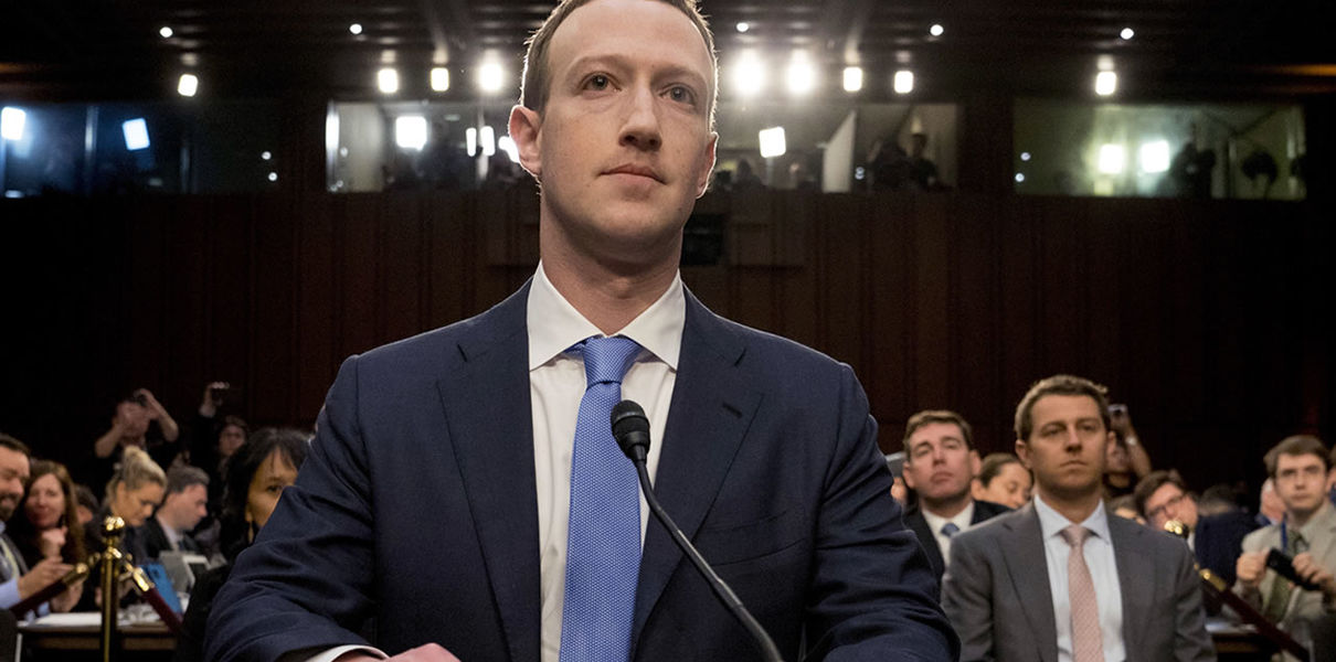 CEO Facebook в Вашингтоне: Цукерберг решил заняться Libra лично?