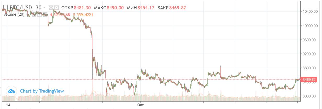 Мнение: через несколько дней bitcoin вырастит до $16 тыс.