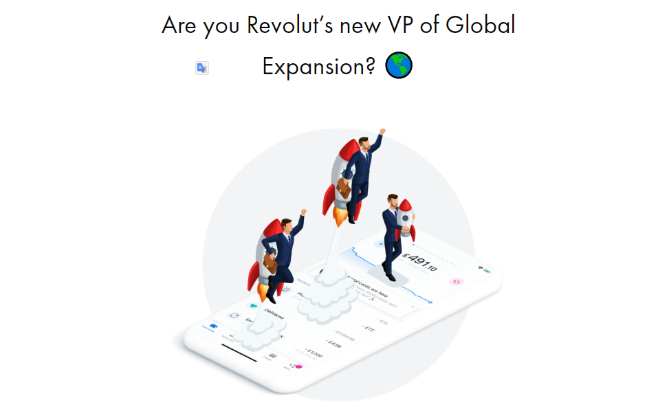VP of Global Expansion