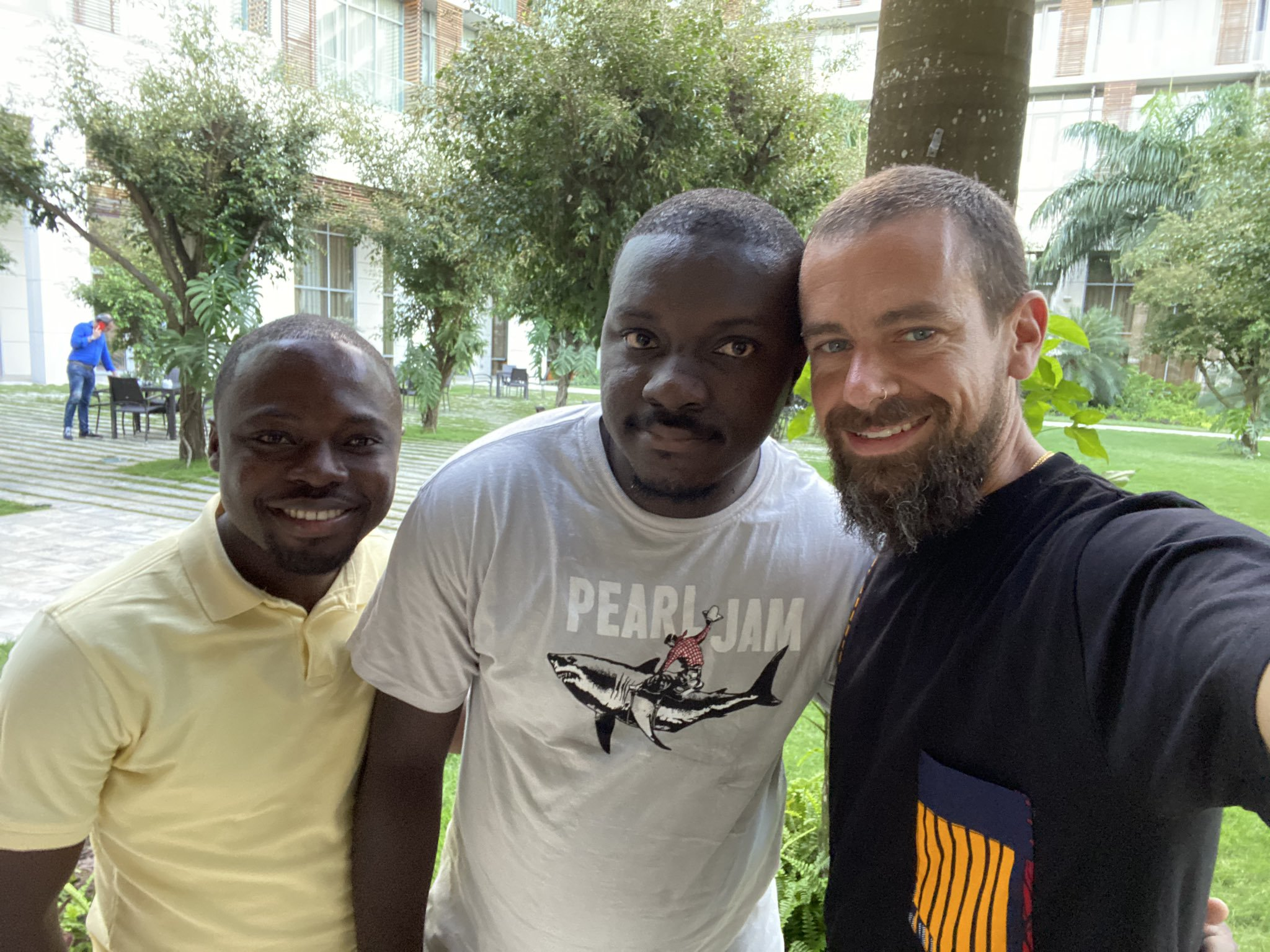 CEO Twitter: Африка определит будущее bitcoin