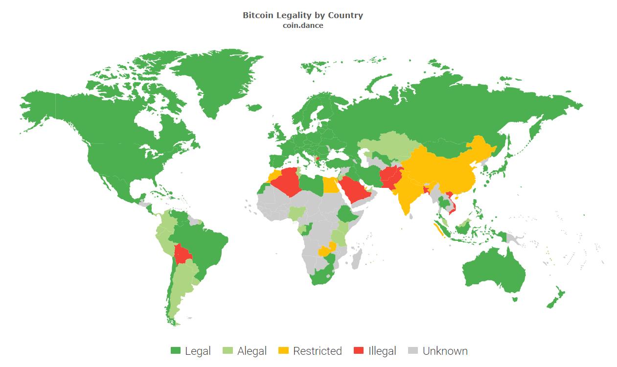 Центробанк РФ одобряет запрет расчетов в bitcoin на территории страны