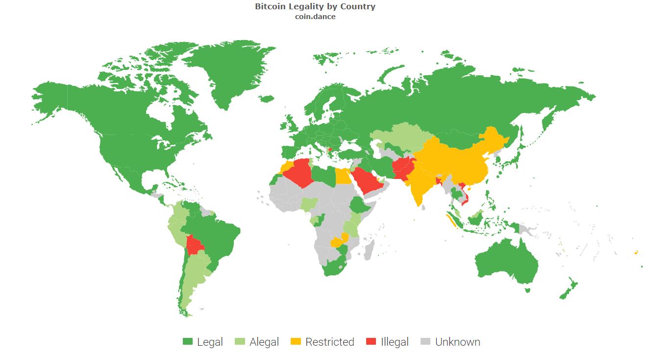 Разработкой национальной криптовалюты занято 18 стран
