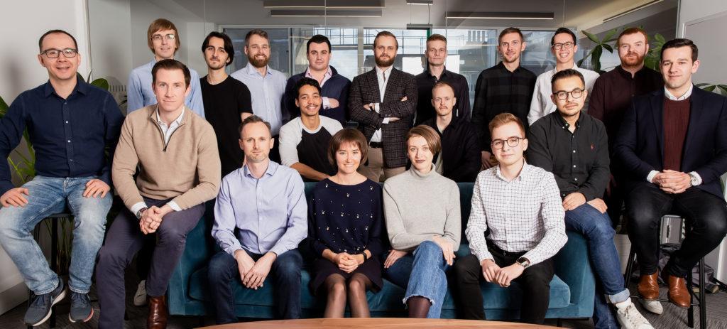 Команда стартапа Copper