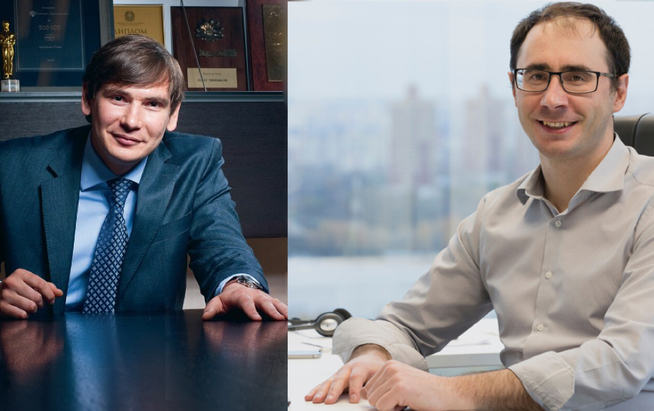 Артем Яманов и Александр Емешев