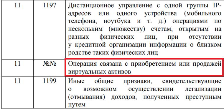 Банк России предлагает блокировать счета покупателей и продавцов криптовалют