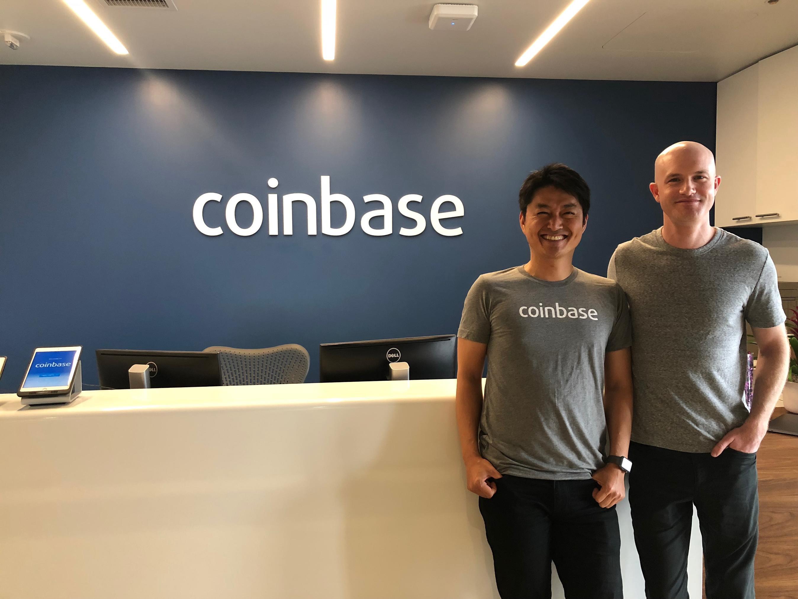 Coinbase стала на шаг ближе к запуску торгов в Японии
