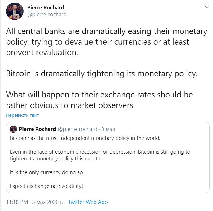 Forbes: пандемия раскрыла преимущества bitcoin перед фиатом