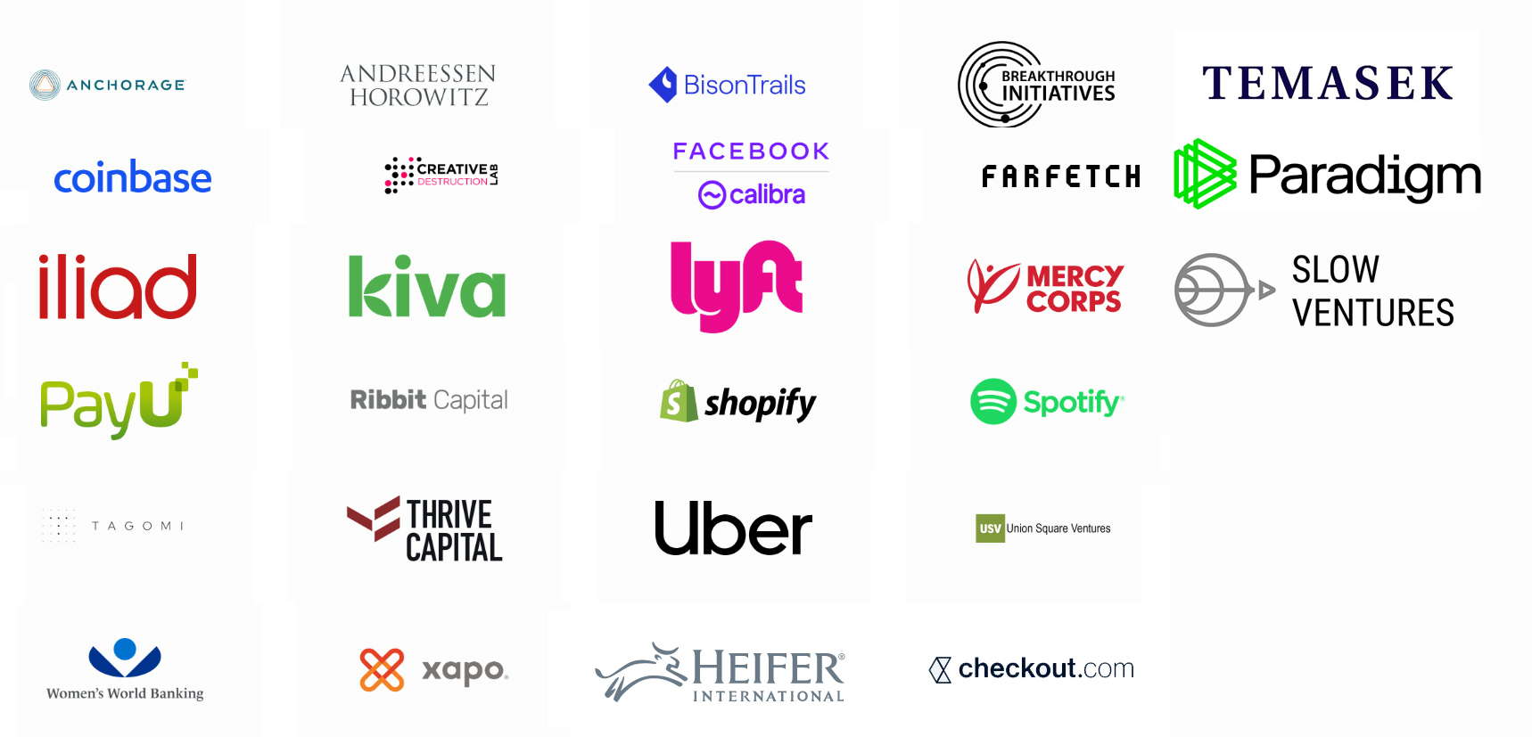 К ассоциации криптопроекта Facebook присоединились 3 инвестиционные компании