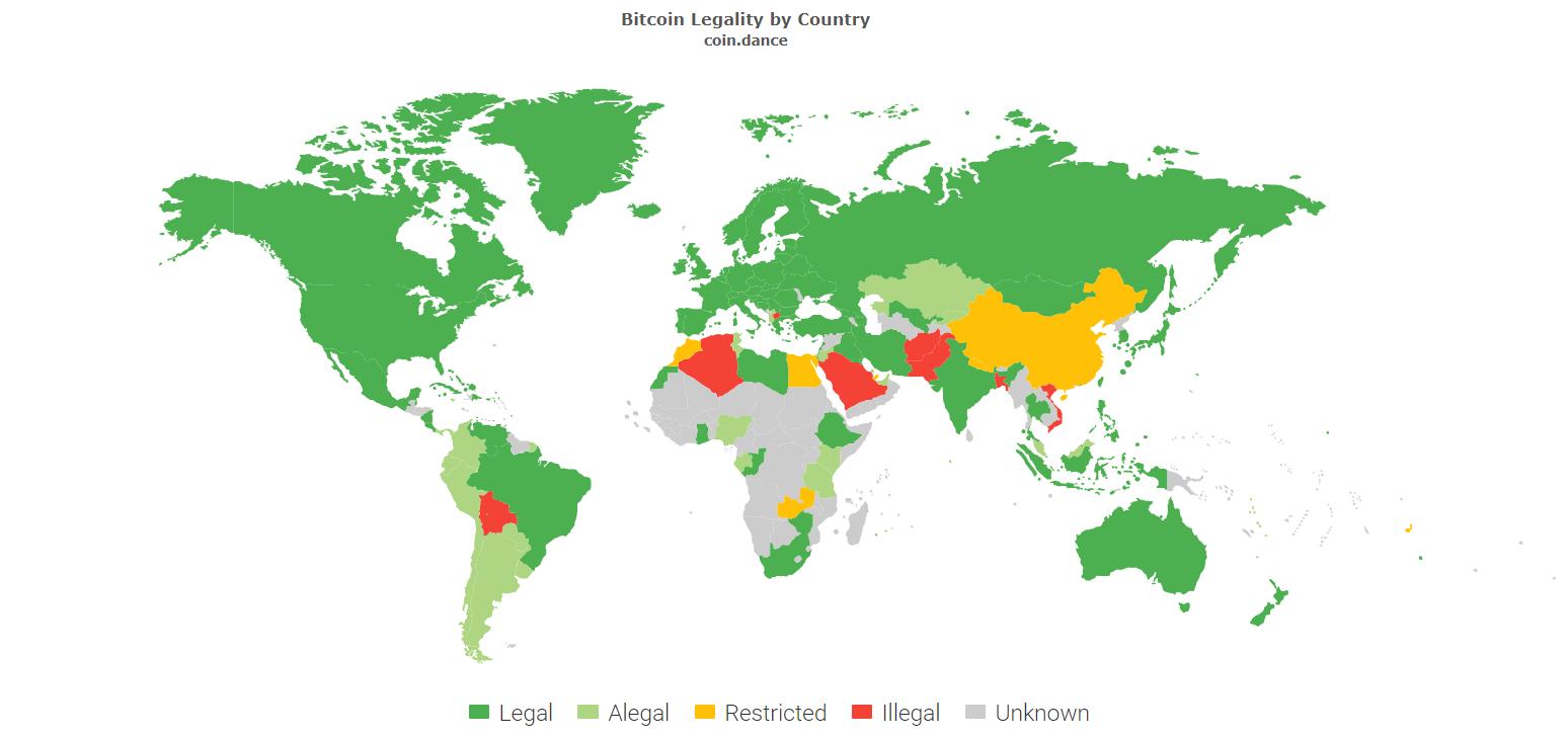 Forbes: США могут начать войну против bitcoin на фоне роста рынка BTC