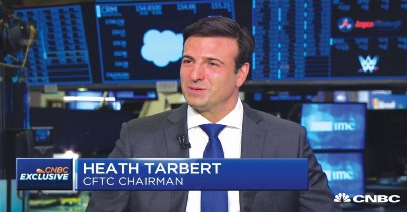 Американский регулятор предложил ускорить легализацию криптовалют в стране