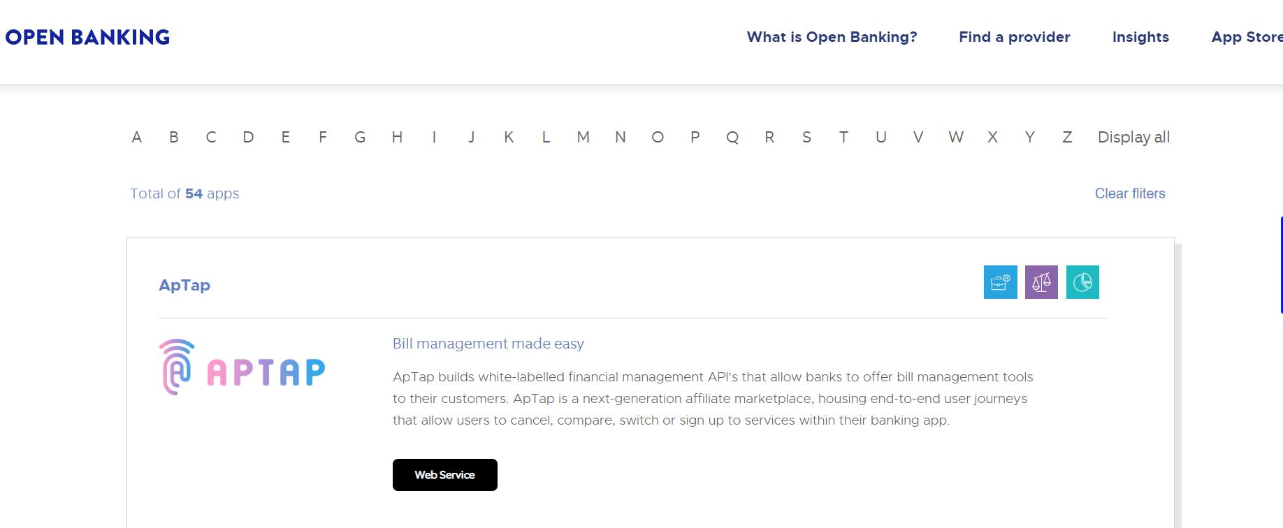 В Великобритании появился App Store для открытого банкинга